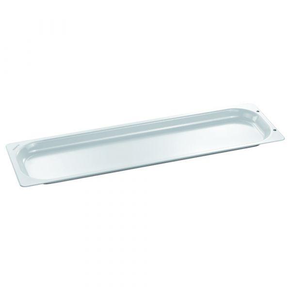 Blanco / B.PRO GN-Behälter 2/4, Buffet Line, weiß emailliert