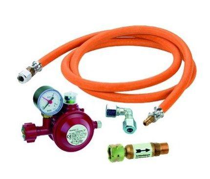 POTIS Gasanschlußset für Flüssiggas Set