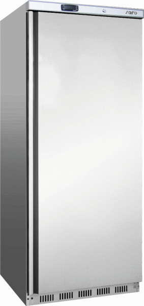 Saro Kühlschrank HK 600 Edelstahl