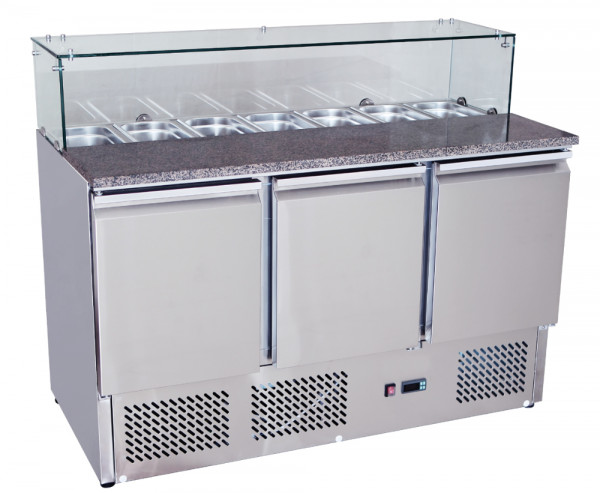 Ice-A-cool Saladette ICE3864GR