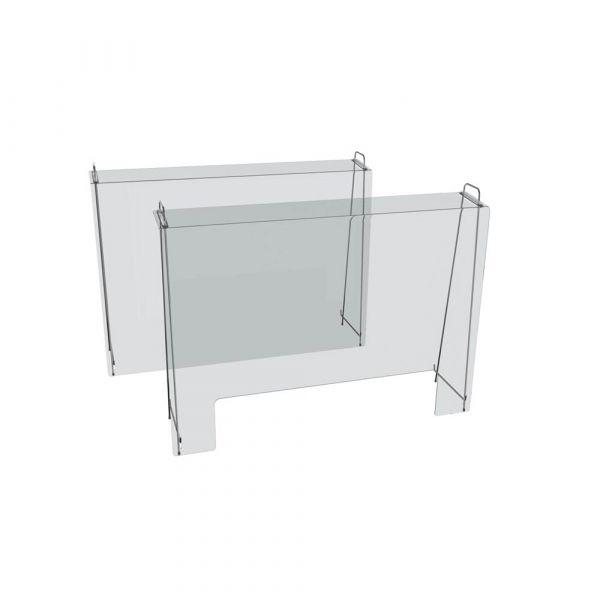 Hygieneschild Counter 1150