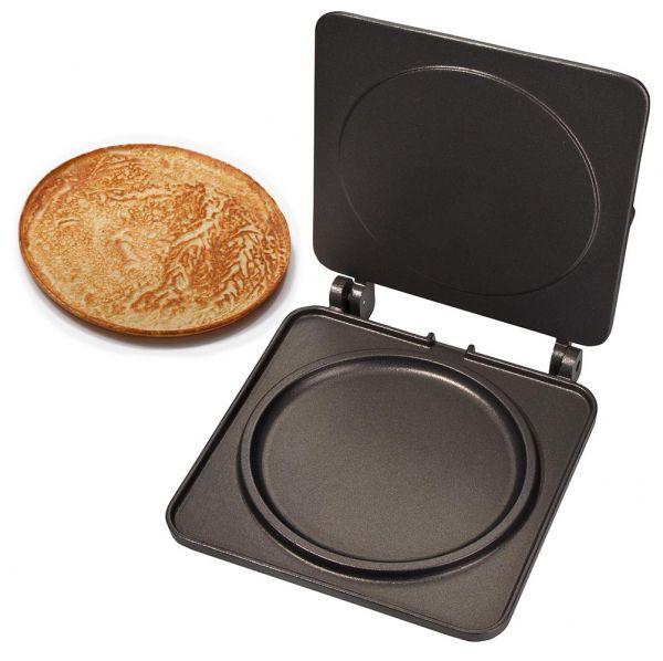 Backplatte Pfannkuchen