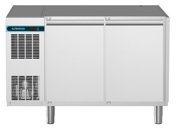 Alpeninox Tiefkühltisch CLM-TK 700 - 2 Türen