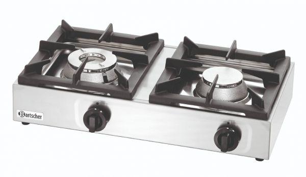 Bartscher Gaskocher 2K1100-N