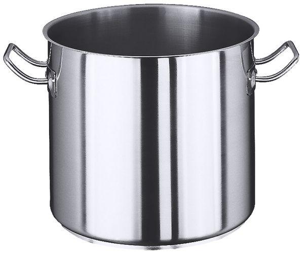 Contacto Kochtopf 50 Liter, Ø 40 cm, 41 cm hoch, matt