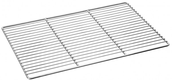 Backrost Edelstahl - 600 x 400 mm