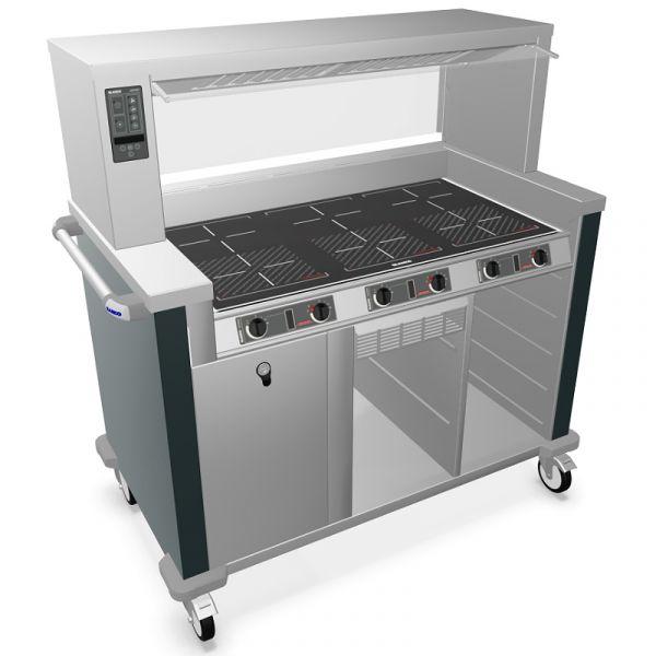 Blanco Front Cooking Station BC I-flex 3 TOGO