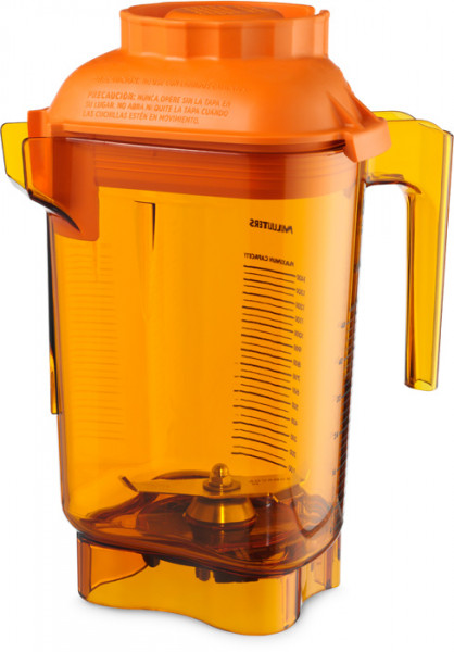 Vitamix Kunststoffbecher 1,4 Liter orange