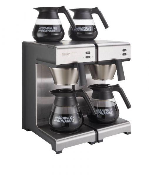 Bonamat Kaffeemaschine Mondo Twin - 400 V