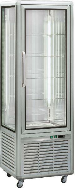Nordcap Kühlvitrine PV 350 LED