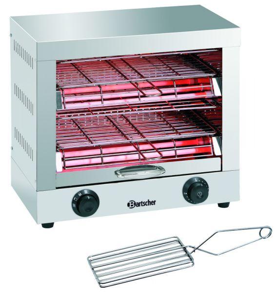 Bartscher Toaster & Überbackgerät