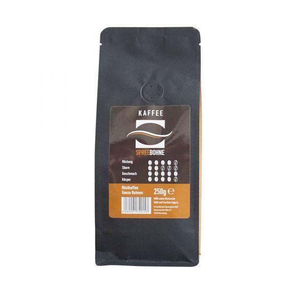 Spreebohne Kaffee Brown Front