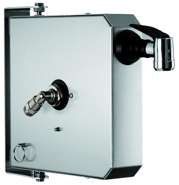 KBS Waschbrause mit automatischen Schlauchaufroller