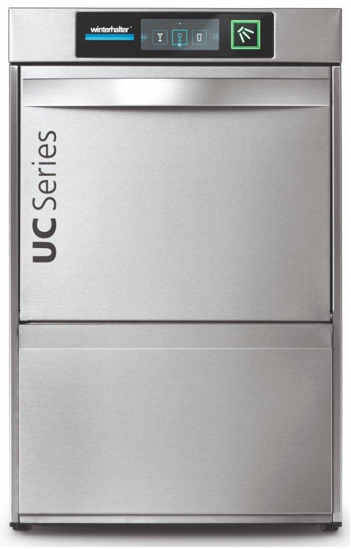 winterhalter Gläserspülmaschine UC-S: SHARK-DEAL: Produkt der Woche