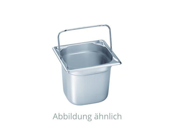 Blanco GN-Behälter 1/6, ES, mit Bügelgriff