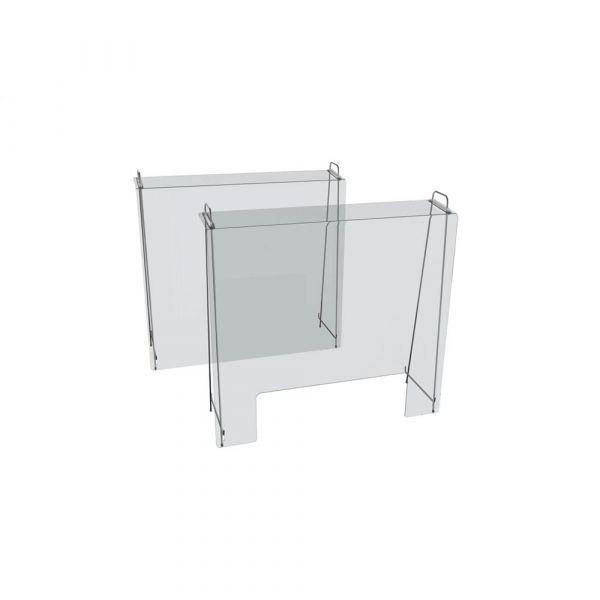 Hygieneschild Counter 900