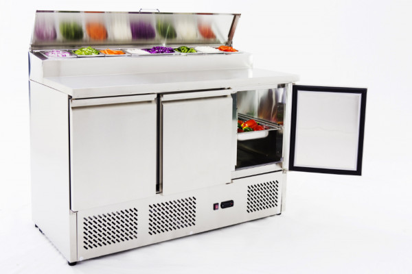 Ice-A-cool Saladette ICE3869GR