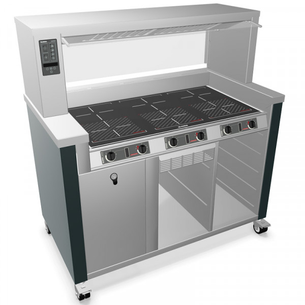 Blanco Front Cooking Station BC I-flex 3