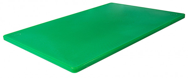 Contacto Schneidbrett grün - 45 cm lang, 1,2 cm dick