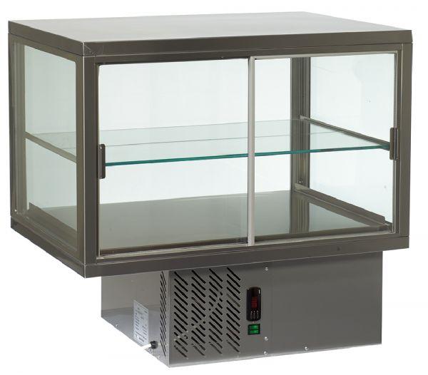 Nordcap Aufsatzkühlvitrine AKV-U 85