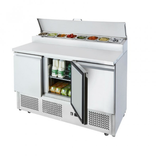 Ice-A-cool Saladette ICE3853GR