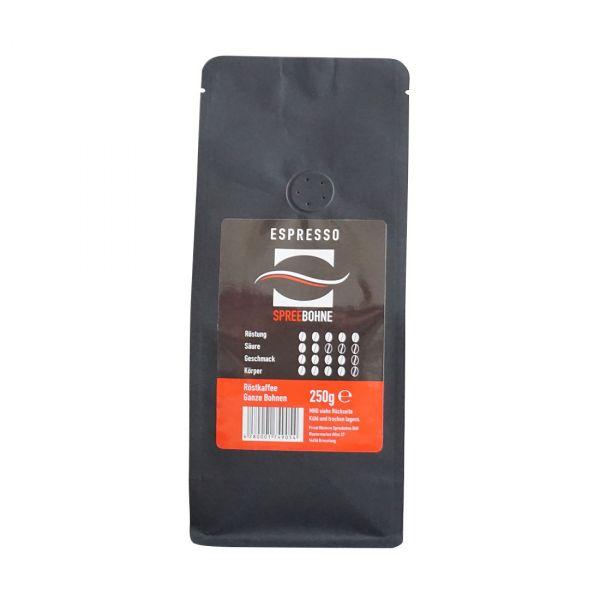 Spreebohne Espresso Red Front