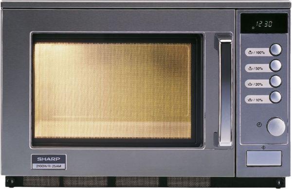 Sharp Mikrowelle R-25 AM