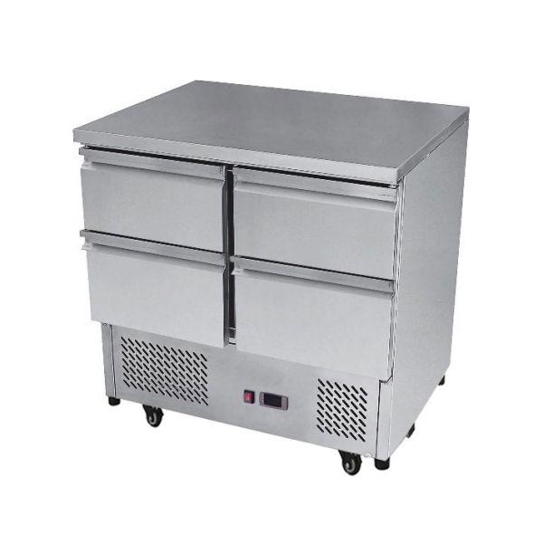 Ice-A-cool Kühltisch ICE3820GR