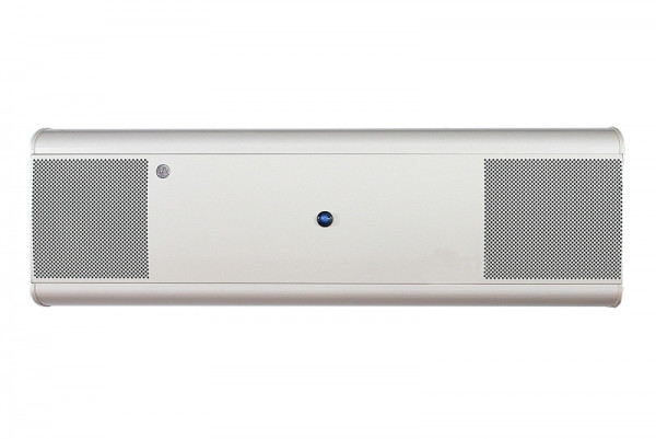 UV Fan Luftreiniger - B 260 x T 130 x H 950 mm