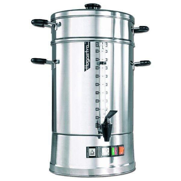 Hogastra Rundfilter Kaffeemaschine CNS-160