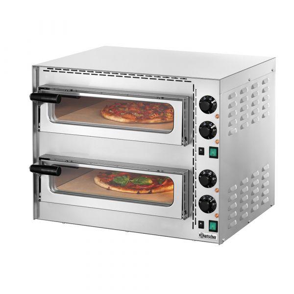 """Bartscher Pizzaofen """"Mini Plus 2"""""""