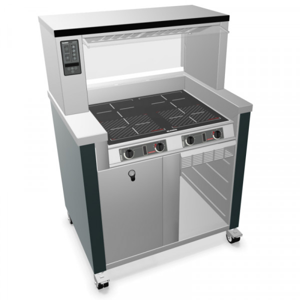 Blanco Front Cooking Station BC I-flex 2