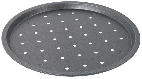 Pizzablech, antihaftbeschichtet, perforiert, 300 mm