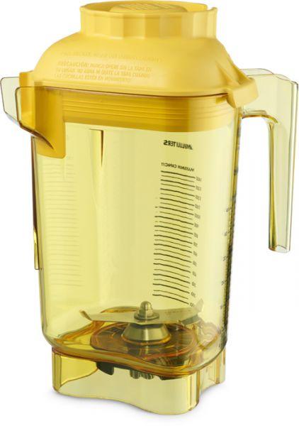 Vitamix Kunststoffbecher 1,4 Liter gelb