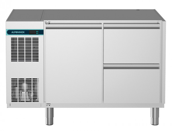 Alpeninox Tiefkühltisch CLM-TK 700 - 1 Tür