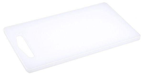 Contacto Schneidbrett - 25 cm - weiß