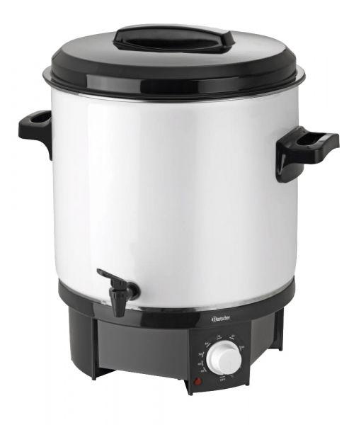 Bartscher Glühweinerhitzer GE18 - 18 Liter